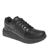 New Balance BLACK Men's 928 Tie Walking Shoes