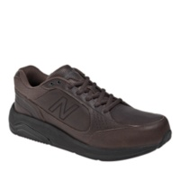 New Balance BROWN Men's 928 Tie Walking Shoes