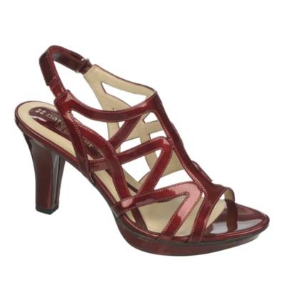 Perfect Naturalizer Women39s Jalisa Sandals In White Woven Atanado Veg Leather