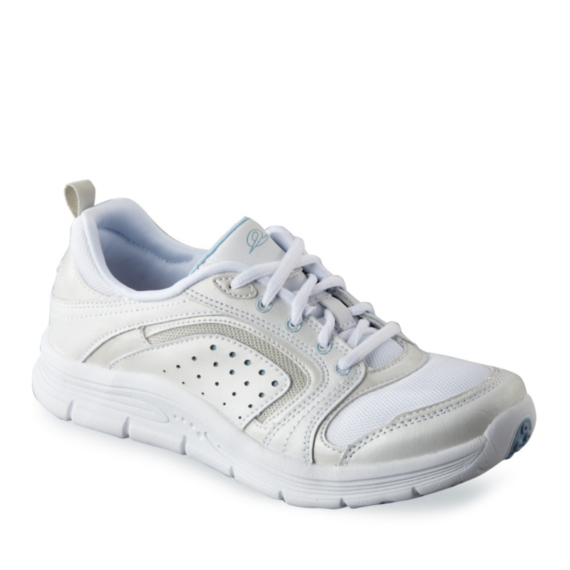 Easy Spirit Anti-Gravity Women's Litewalk Walking Shoes - White - 5 M/B