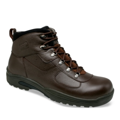 Drew BROWN TUMBLED LTHR Men's Rockford Boots Shoes
