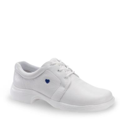 Nurse Mates Angel Lace-Up Shoes (white)