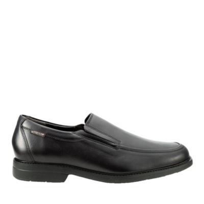 Mephisto BLACK Men's Griso Slip-On Shoes