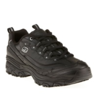 Skechers Work D'lite SR Lace-Up Shoes