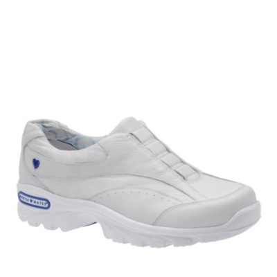 Nurse Mates sami slip-on - white