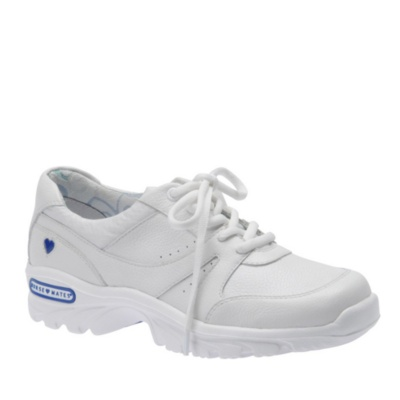 Nurse Mates shane lace-up - white