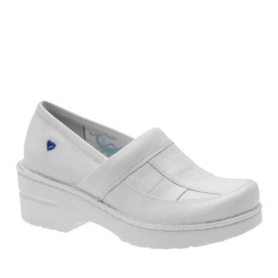 Nurse Mates Kayla Slip-On Shoes (white)