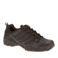 Skechers Work Chant Lace-Up Shoes