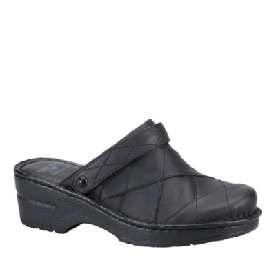 Nurse Mates haden clogs - black
