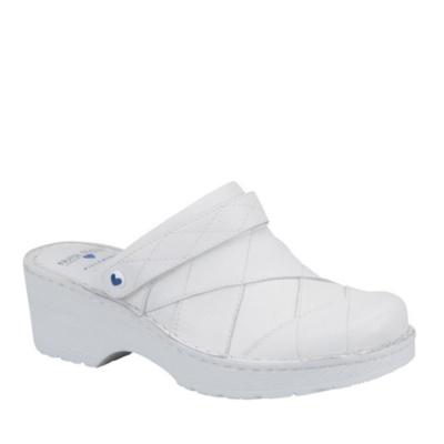 Nurse Mates Haden Clogs (white)