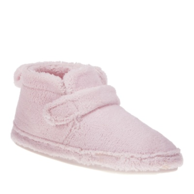 Daniel Green Adel Bootie Slippers - Pink - 7 N/2A