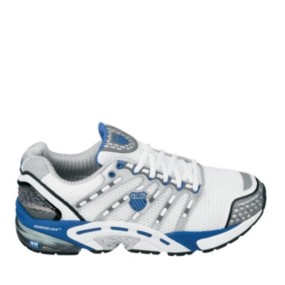 konesic running - white blue charcoal