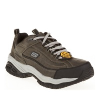 Skechers Work Men's Dexter Lace-Up Shoes