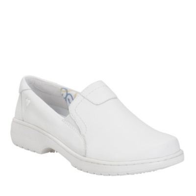 Nurse Mates meredith slip-on - white