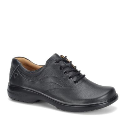 Nurse Mates Macie Lace-Up Shoes (black)
