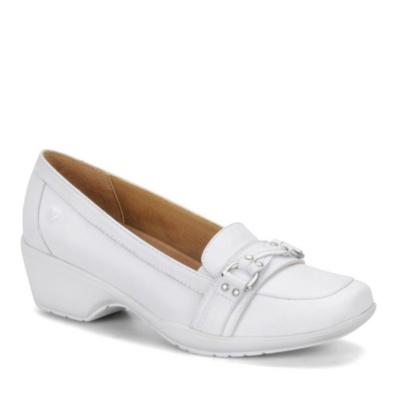 Nurse Mates Shawn Slip-On Shoes (white)