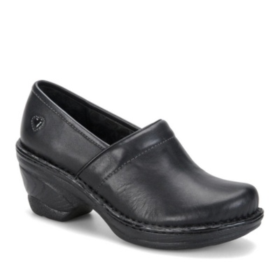 Nurse Mates Halle Slip-On Shoes (black)