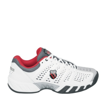 bigshot light tennis - white black