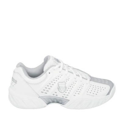 bigshot light tennis - white silver