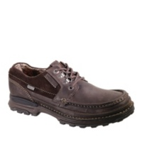 Merrell ESPRESSO Men's Nobling Waterproof Lace-Up Shoes