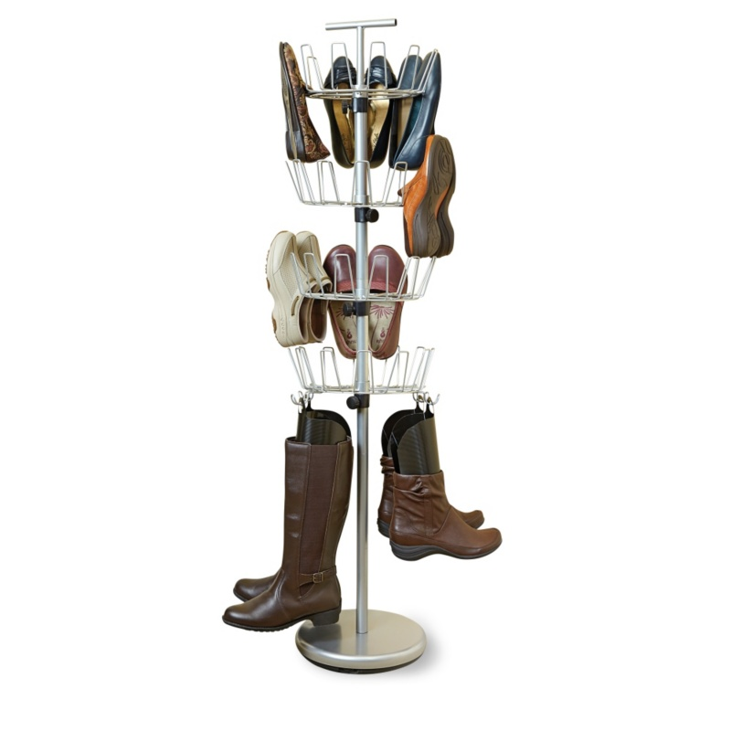Shoe and Boot Tree with Shapers,One size
