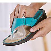 PedaBella Gel Thong Sandal Snugs, Pair - 10137