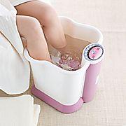 FootSmart Foot and Leg Spa Bath Massager - 30982