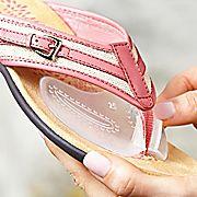 PedaBella Gel Thong Sandal Snugs, Pair - 40368