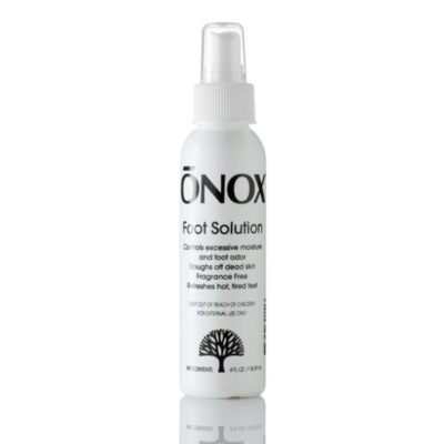 ONOX Foot Solution Spray, 4 oz,One size