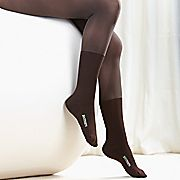 Bootights Classic Opaque Mid Calf Tights, Pair - 61720
