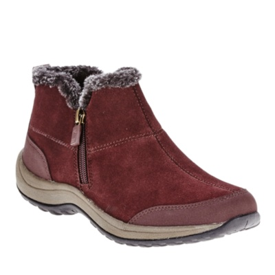 f741bfb76 Easy Spirit Sherier Ankle Boots on sale at FootSmart for $59 was ...