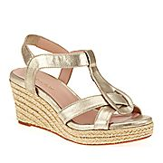 Taryn Rose Karalee T-Strap Sandals - 79864