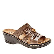 Clarks Bendables Lexi Myrtle Slide Sandals - 79941