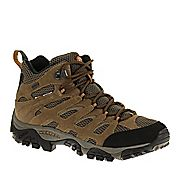 Merrell Moab Mid Waterproof Lace-Up Hikng Shoes - 82670